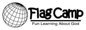 Flag camp logo